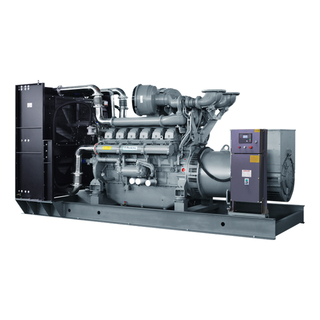 OPEN TYPE DIESEL GENERATOR SETS- -PERKINS SERIES